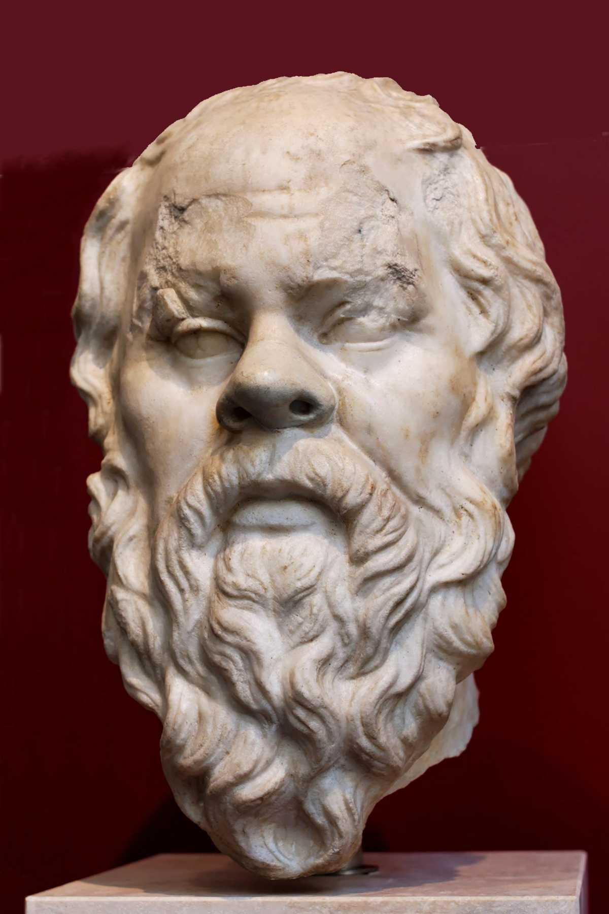 Live-Online-Schreibkurse für Seniorinnen und Senioren: Sokrates, der Philosoph, der von sich selbst behauptet nichts zu wissen, weiß Rat!